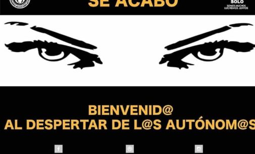 Aupa (Autónomos Unidos para Actuar) llega a Villena