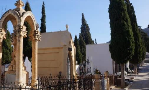 Villena no permite dar sepultura en  los panteones de tierra del cementerio