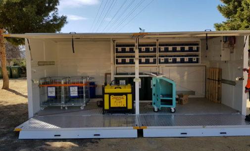 El consorcio de residuos aprueba el servicios de ecoparques móviles y el proyecto de gestión del futuro vertedero