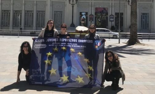 El próximo 3 de julio tendrá lugar en el IES Navarro Santafé la presentación de los proyectos europeos ERASMUS +