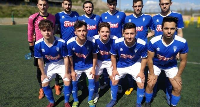 El Villena CF desciende a Primera Regional