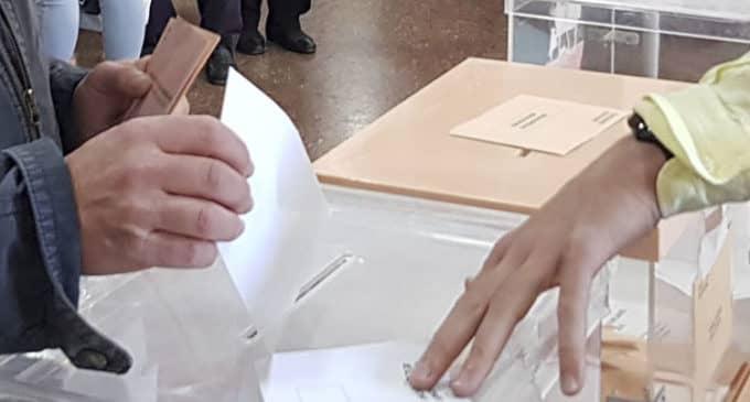 Denuncian la falta de un sello para justificar el haber ejercido el derecho al voto en una mesa electoral