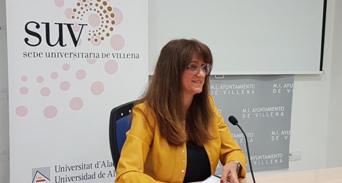 La Sede Universitaria organiza en Villena una veintena de actividades para los próximos meses
