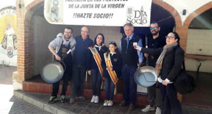 La Junta de la Virgen celebra el IV día del socio