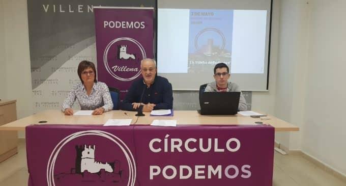 Podemos Villena propone construir una estación de autobuses en los Peones Camineros