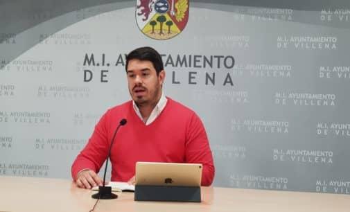 Salguero: «El votante de Villena  elige las ideas más que las siglas en las elecciones municipales»