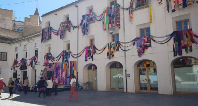 El Ayuntamiento pedirá  a la comunidad de regantes de Huerta y Partidas la cesión de las conducciones de la Plaza Mayor