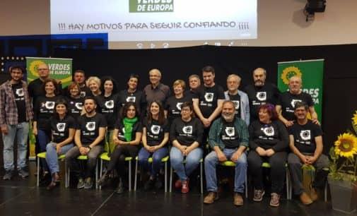 Los Verdes afirman que se han puesto los cimientos de una Villena mejor