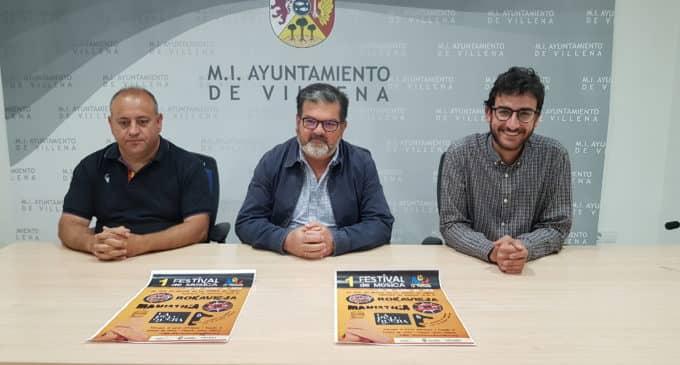Cuatro grupos participarán en el primer festival de música a beneficio de la Asociación Villena con el pueblo Saharaui