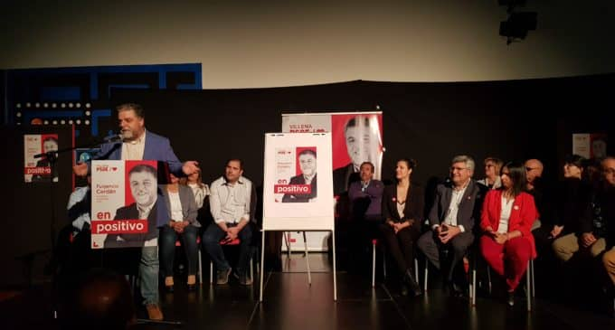 El PSOE de Villena recoge en su programa de gobierno medidas para recuperar la ilusión