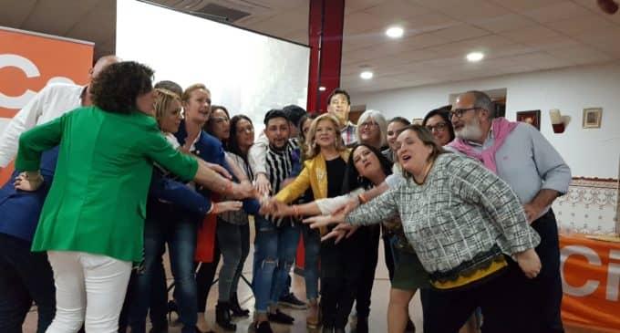 Ciudadanos busca cambiar Villena con trabajo y honestidad