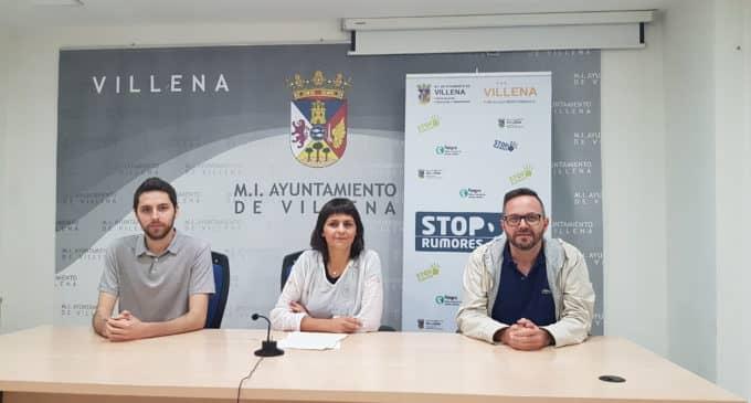 Villena actualiza bolsa de recursos y voluntarios para atender a refugiados