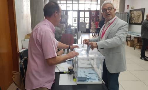 Valoración de la jornada electoral por Actúa