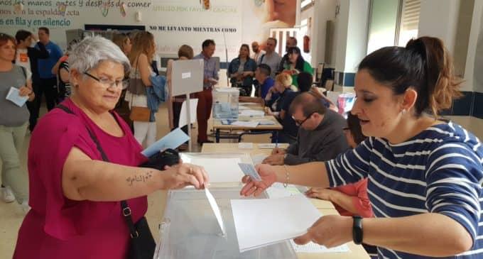 Relación de vecinos que participarán en las mesas electorales del 10 de Noviembre