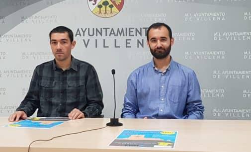 El club Orientación organiza una prueba por Villena