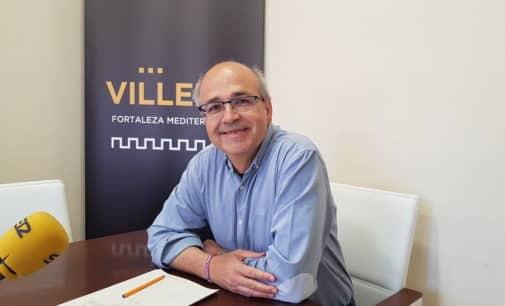 Javier Esquembre: «El PSOE ha sido muy desleal con Los Verdes en los últimos 4 años»