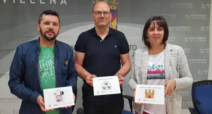 Villena ubicará 70 placas con pictogramas para mejorar la accesibilidad cognitiva en espacios públicos