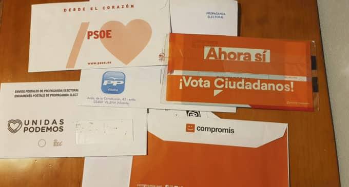 Spam electoral