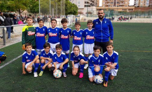 Buenos resultados para los equipos alevines del Villena CF