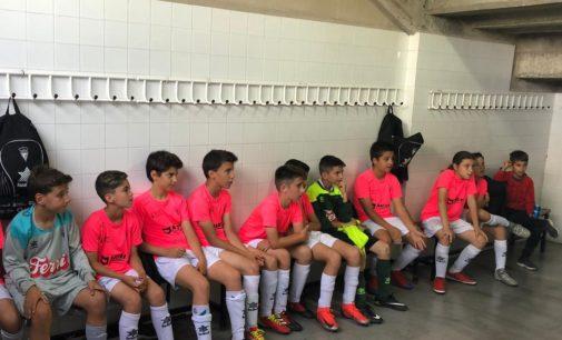 Victorías del Alevín B y Cadete B del Villena CF