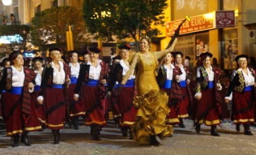 La Comparsa de Andaluces de Villena presentará su aplicación móvil este viernes