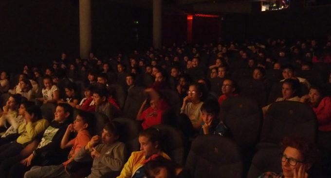 La Casa de la Cultura acoge teatro en inglés para escolares