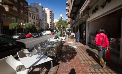Implanta en Villena una APP para pagar por móvil el estacionamiento regulado