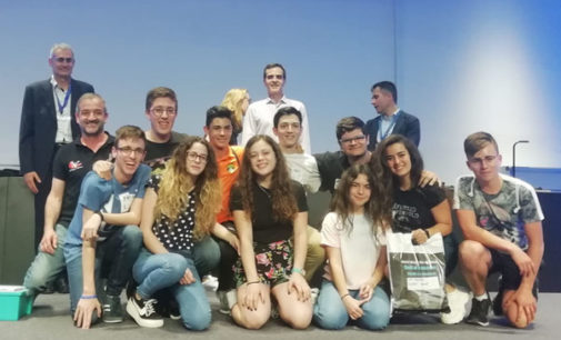 El equipo Roboluti On del IES Hermanos Amorós consigue la victoria en el desafío Robot de la Ciudad de las Artes y las Ciencias de Valencia