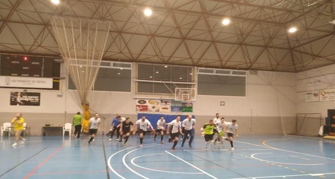 El BEL-LIANA FS senior consigue el ascenso a la tercera división Nacional