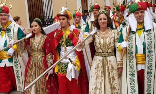 Las altas temperaturas marcan el inicio de las fiestas en Biar