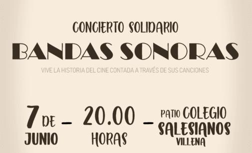 La Casa Salesiana y el Conservatorio Municipal de Música organizan el concierto Solidario «Bandas Sonoras»