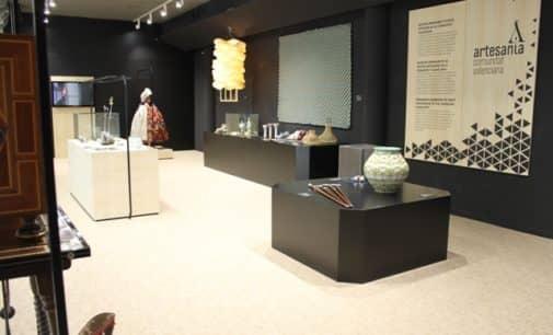 La artesanía festera de Villena llega al Centro de Artesanía de la Comunidad Valenciana