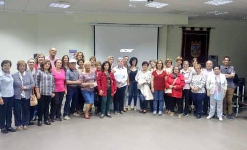 El departamento de Salud de Elda en las jornadas comarcales de Fibriomialgia de AFIVIC