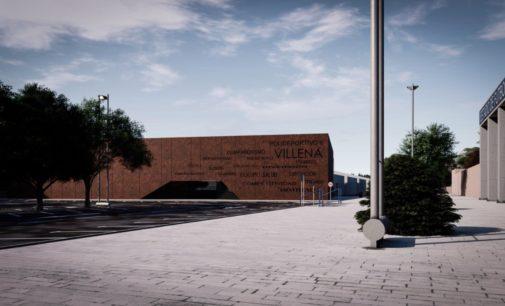 Proyecto del nuevo pabellón polideportivo del Partido Popular