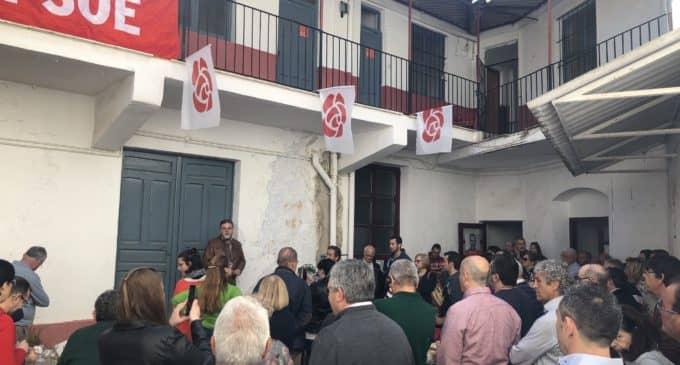 El PSOE de Villena convoca hoy una consulta sobre el acuerdo de gobierno con Los Verdes
