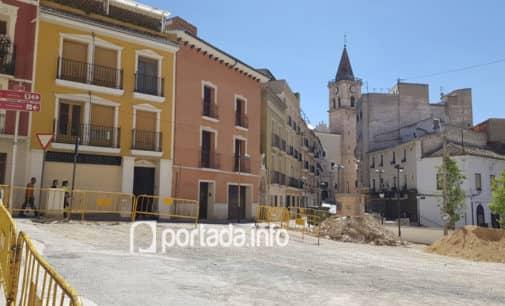 El aparcamiento de la calle Maestro Caravaca  permanecerá cerrado durante 5 meses