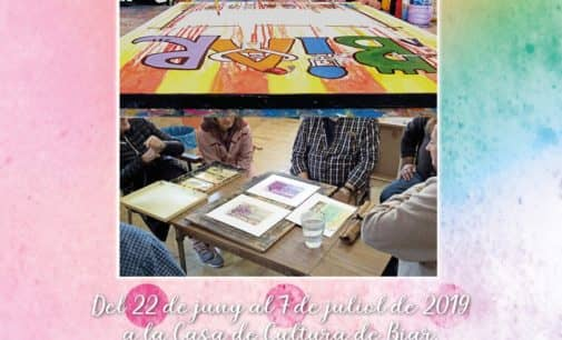Exposición pintura Fin de curso del Movimiento Pintura Biarense
