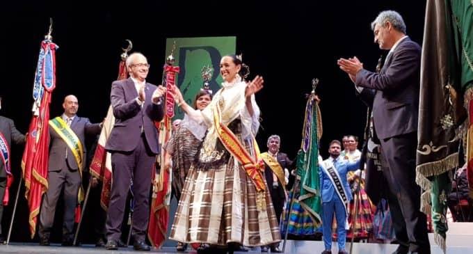 El espectáculo y la música  son el hilo conductor en la exaltación de María Navarro como Regidora Mayor de Fiestas