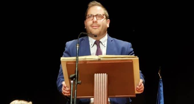 El concejal Javier Martínez es el nuevo portavoz del grupo municipal socialista