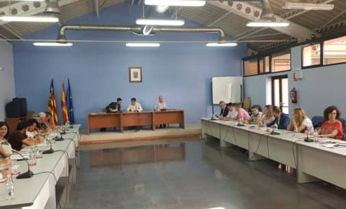 El alcalde de Villena, Fulgencio Cerdán, asume la concejalía de Policía Local y Seguridad Ciudadana