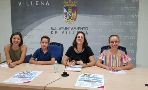Los niños del Consejo Local de Infancia y Adolescencia organizan una fiesta del verano
