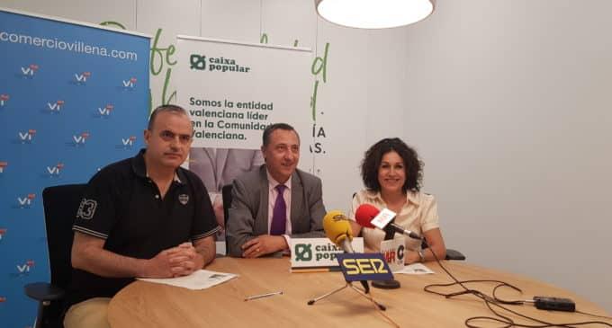 La villenense, Antonia Micó Martínez, gana el crucero de la campaña Villenear de Comercios Vi