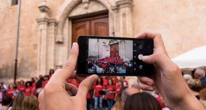 """II Concurso Fotográfico en Instagram """"Villena es Música"""""""