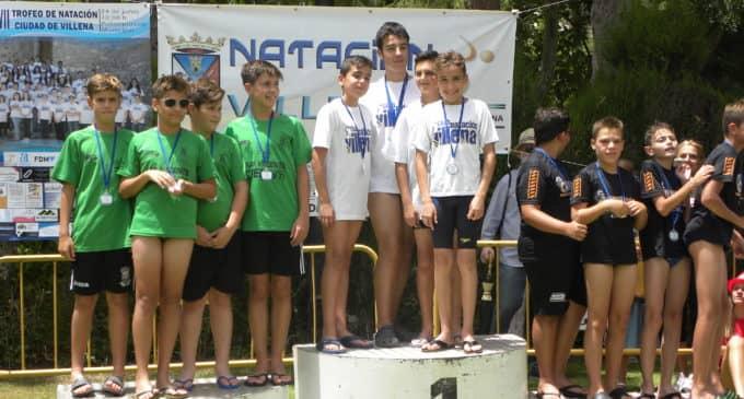El Club Natación organiza el sábado el Trofeo Ciudad de Villena