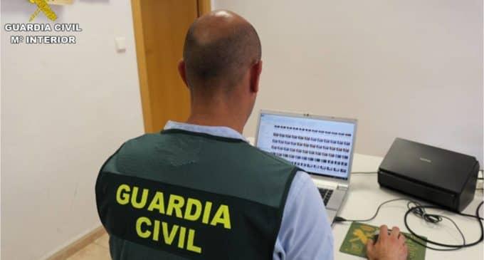 La Guardia Civil detiene a un joven en Villena por solicitar imágenes sexuales a 10 menores