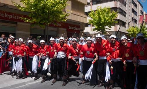 Villena en el 75º aniversario de los Moros y Cristianos de Elda