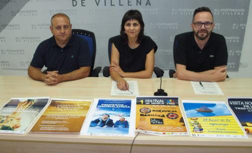Villena celebrará las jornadas interculturales de música y cultura del 20 al 29 de junio