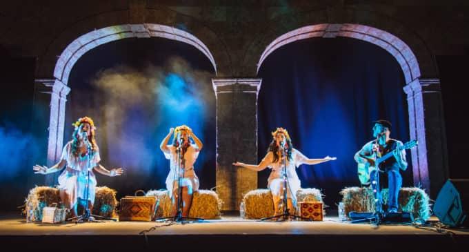"""Las gallegas """"DE VACAS"""", ofrecerá su concierto  en la Plaza del Teatro Chapí"""