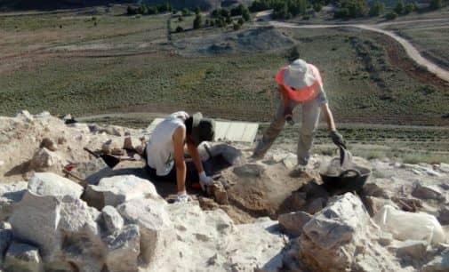 Cabezo Redondo vuelve a mostrar la importancia del marfil en el poblado villenense