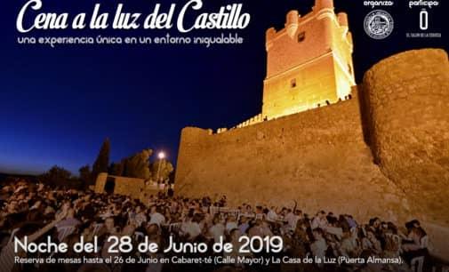 El Rabal organiza para el 28 de junio la cena en el Castillo